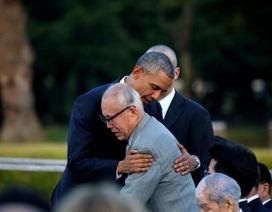Tổng thống Obama kết thúc chuyến thăm lịch sử tới châu Á