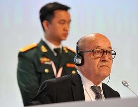Pháp kêu gọi châu Âu tuần tra Biển Đông
