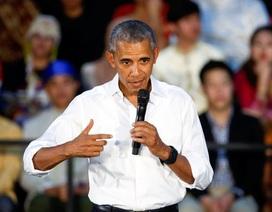 Tổng thống Obama: Phán quyết về Biển Đông có tính ràng buộc