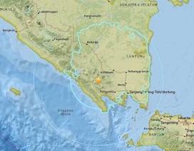 Động đất mạnh làm rung chuyển đảo Sumatra của Indonesia
