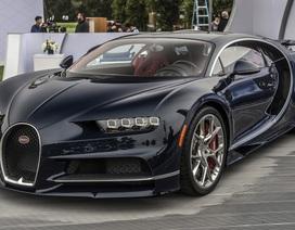 10 điều nên biết về siêu phẩm Bugatti Chiron