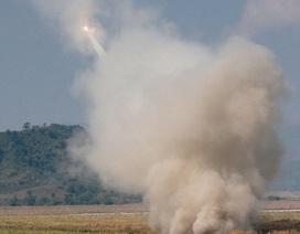 """Mỹ tấn công IS với rocket di động """"mới được triển khai"""""""