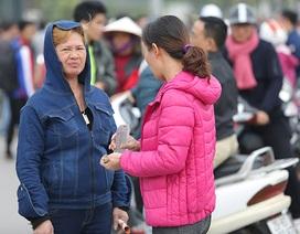 Vé chợ đen trận Việt Nam-Indonesia được đẩy lên gấp 4 lần