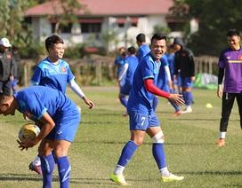 Đội tuyển Việt Nam rộn tiếng cười, sẵn sàng đấu Malaysia