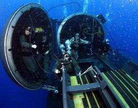 Mỹ phát triển tàu ngầm mini cho đặc nhiệm SEAL
