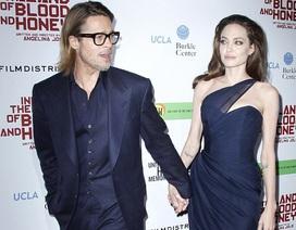 """Brad Pitt tiếp tục """"tuyên chiến"""" với Angelina Jolie"""
