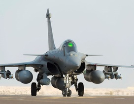 Pháp không kích cơ sở dầu mỏ gần thành trì của IS ở Syria