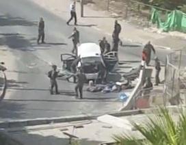 Tấn công bằng súng tại Jerusalem, 2 người chết
