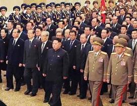 Ảnh năm mới hé lộ những thay đổi trong chính quyền Triều Tiên