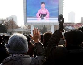 Người Triều Tiên đổ ra đường, vỗ tay mừng thử hạt nhân thành công