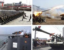 Những vũ khí nguy hiểm nhất của Triều Tiên