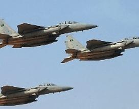 Iran tố Ả rập Xê út không kích đại sứ quán