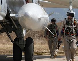 Căn cứ không quân Nga tại Syria được bảo vệ nghiêm ngặt