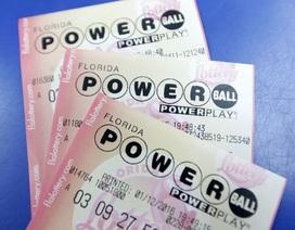 3 bang tại Mỹ có người mua vé trúng giải xổ số Powerball