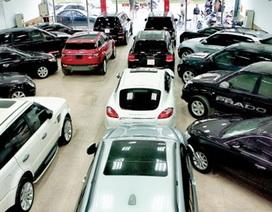 Từ ngày 25/1 sẽ thu phí thử nghiệm khí thải với ô tô dưới 7 chỗ
