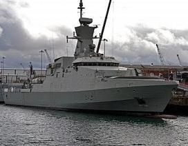 """Thái Lan """"bắt tay"""" tập đoàn vũ khí Anh đóng tàu tuần tra mới"""