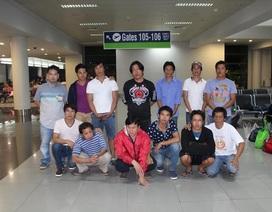 Đại sứ quán Việt Nam tại Philippines hoàn thành kế hoạch hồi hương ngư dân