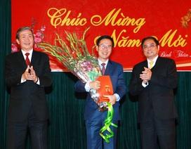 Công bố quyết định ông Võ Văn Thưởng làm Trưởng Ban Tuyên giáo Trung ương