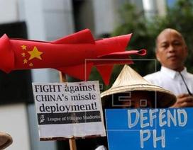 Philippines: Trung Quốc nói một đằng, làm một nẻo