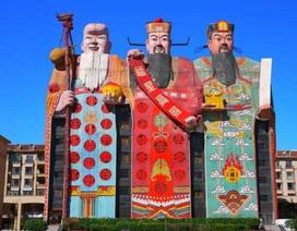 5 tòa nhà hình thù kỳ dị nhất Trung Quốc