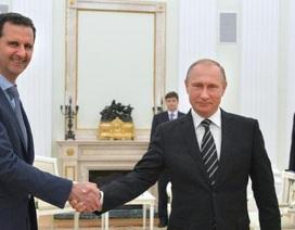 """Nga đưa ra """"kế hoạch"""" mới cho cuộc xung đột Syria"""