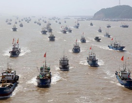Trung Quốc trắng trợn nói hoạt động đánh bắt là bằng chứng về quyền hàng hải