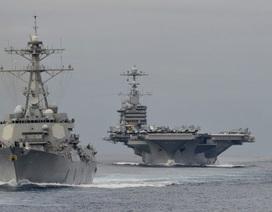 Trung Quốc tức tối phản ứng khi bị Đô đốc Mỹ công kích