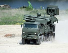 Nga tăng cường 2 hệ thống tên lửa hiện đại canh gác bầu trời Moscow