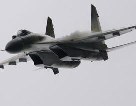 Máy bay chiến đấu Su-35 sẽ hoạt động tại Đông Nam Á năm 2018