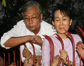 Bà Suu Kyi không có tên trong danh sách ứng viên tổng thống Myanmar