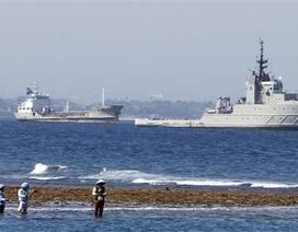 Indonesia nổi giận vì Trung Quốc ngăn cản việc bắt giữ tàu cá trái phép