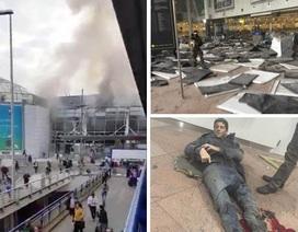Toàn cảnh vụ khủng bố kinh hoàng giữa thủ đô của Bỉ