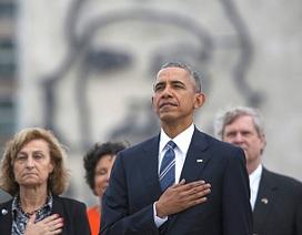 Những hình ảnh ấn tượng trong chuyến thăm lịch sử Cuba của ông Obama