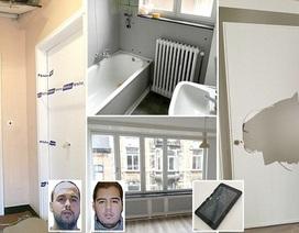 """Bên trong """"hang ổ"""" của những kẻ khủng bố Brussels"""