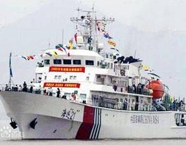 Trung Quốc đưa tàu hải tuần cỡ lớn tuần tra trái phép ở Hoàng Sa