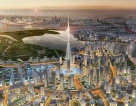 Tòa nhà cao nhất thế giới Burj Khalifa sắp bị soán ngôi