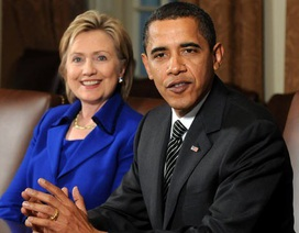 Tổng thống Obama ngầm ủng hộ Hillary Clinton trong cuộc đua vào Nhà Trắng