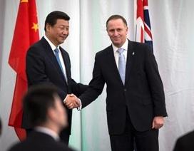 New Zealand cương quyết với Trung Quốc trong vấn đề Biển Đông