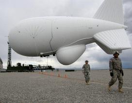 Mỹ viện trợ khí cầu quân sự cho Philippines để giám sát Biển Đông