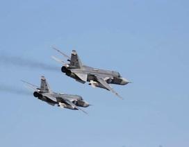 """Máy bay Nga bị """"tố"""" đe dọa máy bay Mỹ tại Syria"""