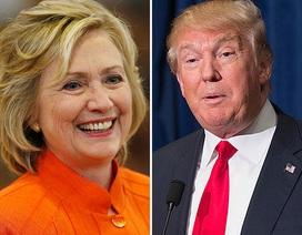 Donald Trump, Hillary Clinton thắng lớn tại New York