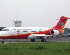 Trung Quốc vật lộn với giấc mơ máy bay thương mại tự chế