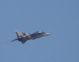 IS tuyên bố bắn hạ máy bay chiến đấu tại Syria