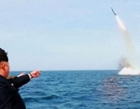 Triều Tiên tuyên bố phóng thành công tên lửa từ tàu ngầm, nêu điều kiện ngừng thử hạt nhân