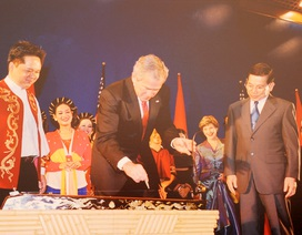 Nhìn lại chuyến thăm Việt Nam của Tổng thống Bush