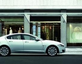 Jaguar XF phiên bản mới chào thị trường Việt Nam