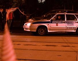 Nga sơ tán 5 nhà ga ở trung tâm Moscow vì bị dọa đánh bom