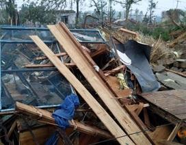 78 người chết ở Trung Quốc vì lốc xoáy, mưa đá