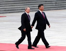 Nga-Trung ký kết hàng loạt thỏa thuận nhân chuyến thăm của ông Putin