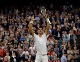 Djokovic lập kỷ lục thắng liên tiếp ở Grand Slam